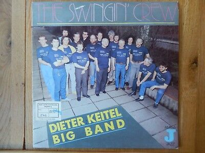 Amiga 856393 / Dieter Keitel Big Band - The Swingin' Crew