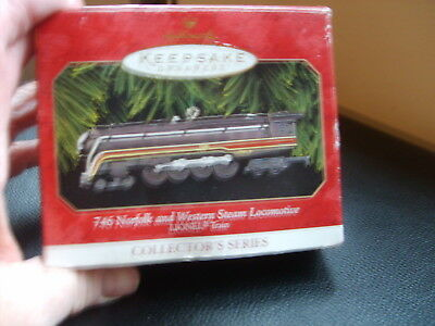 1999 Hallmark Lionel Train  4th in Series Ornament