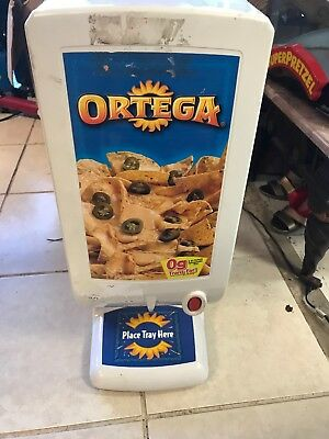 ORTEGA Nacho Bag Cheese Dispenser - Tested and Working!
