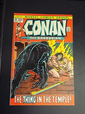 Conan The Barbarian 18(Marvel; September,1972) Fine