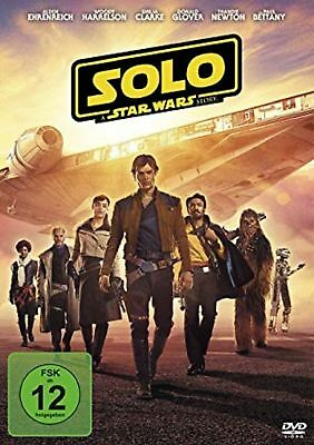 Solo: A Star Wars Story DVD Han Solo