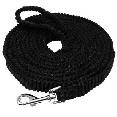 3M Training Dog Leash Strong Shock Absorber Elastic Bungee Pet Tracking Leash