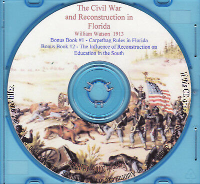 Florida in the Civil War and Reconstruction - HOLIDAY SALE