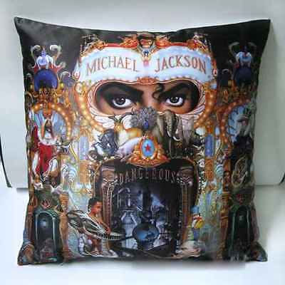 Michael Jackson Cushion Pillow Cover 1pc MJ dangerous Style Pillowcase For Home