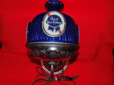 Vintage Pabst Blue Ribbon Sconce Light Works