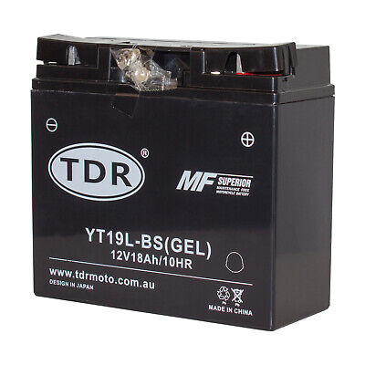 YT19BL-BS BMW Motorcycle Motorbike Battery BMW R1100GS R1100R R1100RS R1100RT