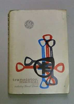 1960 GE Transistor Manual Fifth Edition Including Tunnel Diodes
