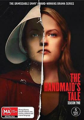 Handmaids Tale, The : Season 2 - DVD Region 4 Free Shipping!