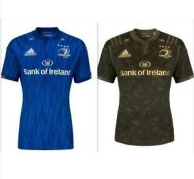 2018 -2019 Leinster Home/Away Rugby Jersey