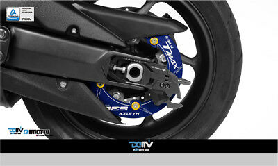 Yamaha T-Max530 (2017- ) Dimotiv Rear Pulley Belt Cover 1Pc