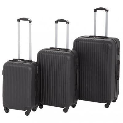 Luggage Sets 3 Piece Suitcase Spinner Travel Carry Eco-friendly Expandable w/ La