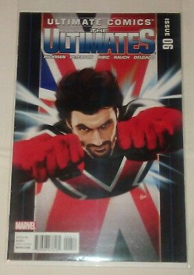 Ultimate Comics The Ultimates #6 VF/NM Jonathan Hickman Marvel Comics
