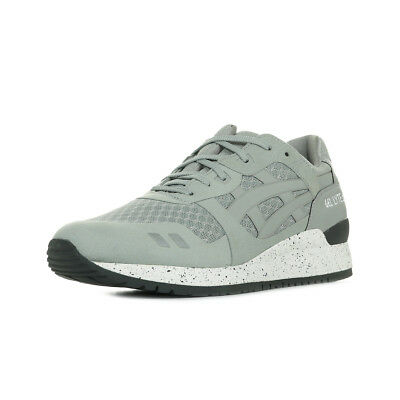 9034492057882 Chaussures Baskets Asics homme Gel Lyte III NS taille Gris Grise Synthétique