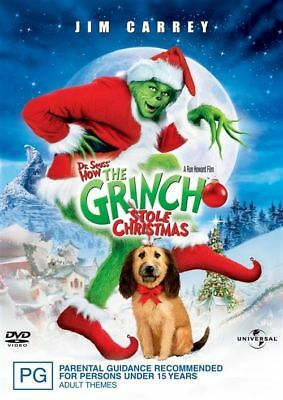 The Grinch (DVD, 2005)