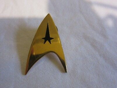 Star Trek Anstecker Metall - Captain
