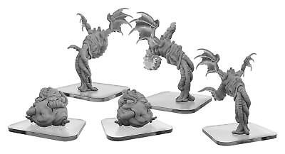 Privateer Monsterpocalypse - Destroyers Squix & Meat Slaves Pack MINT
