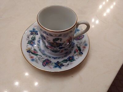 Vintage Andrea by Sadek Cup and Saucer