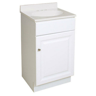 Design House Wyndham 48 White Rta Bathroom Vanity 4 Drawer Cabinet
