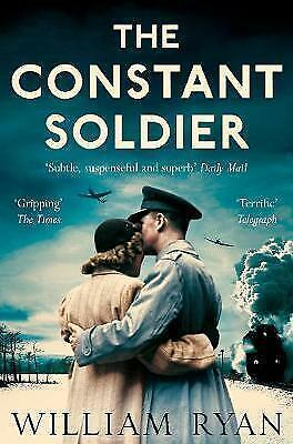 The Constant Soldier by Ryan, William Book The Cheap Fast Free Post