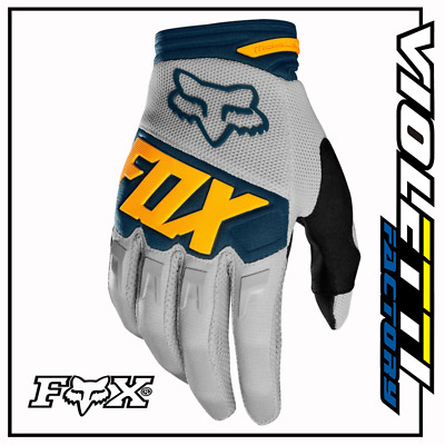 DIRTPAW GLOVE GREY GUANTI FOX GRIGIO  Motocross enduro 22751-097 enduro