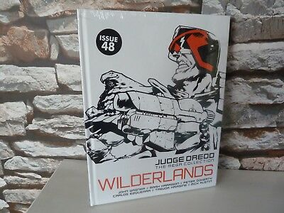new/sealed JUDGE DREDD THE MEGA COLLECTION Vol 39 Issue 48 WILDERLANDS BOOK