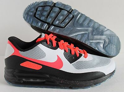 size 40 10b73 93c45 ... where to buy nike air max lunar90 hyperfuse premium id black solar red  grey 9.5 653604