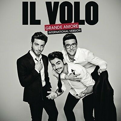 Grande Amore International Version by Il Volo Format: Audio CD NEW