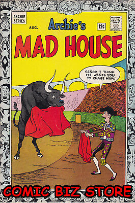 Archie's Madhouse #34 (1964 Silver Age 1St Printing Fn 6.0 Bagged & Boarded