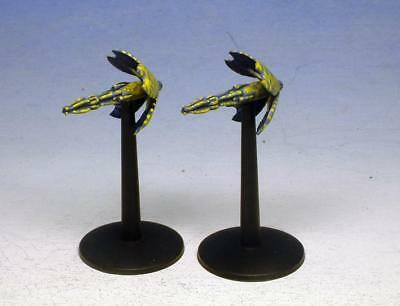 Mongoose Babylon 5 Call to Arms Vorlons Mini Vorlorn Transport Pack MINT