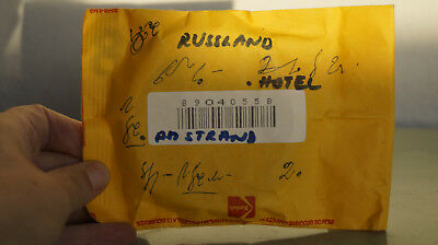 Vintage Super 8 mm Film Privatfilm Amateurfilm Russland Hotel