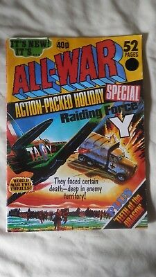 All War Action Packed Holiday Special (1980)