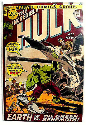 Incredible Hulk #146 (F) OPG $9