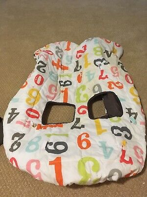 Infantino Baby Grocery Cart Cover