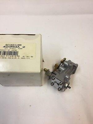 Oem Mercury Oil Injection Pump Part# 42959A2 Free Shipping!!!!!!!
