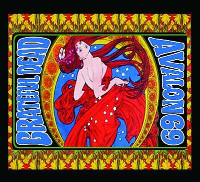 GRATEFUL DEAD  -  Avalon Ballroom - April 6th 1969 (2CD)  (2016)