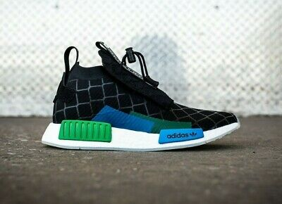 Details about New Adidas Original NMD TS1 PK Primeknit Boost Camo Cargo Green Yeezy Consortium