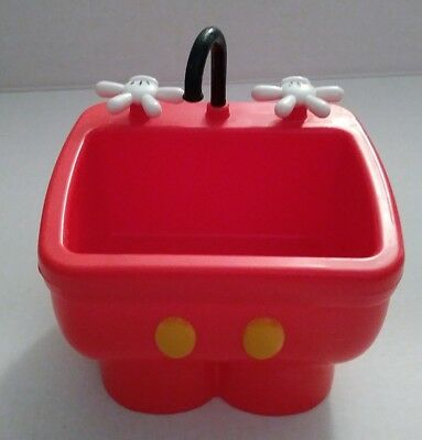Exclusive Disney Parks Mickey Mouse Pants Kitchen Sink Ice Cream Bowl