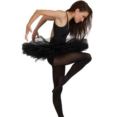 Capezio Women's Practice Tutu (10391) black medium New with Tags