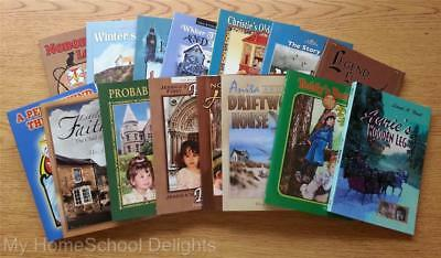 NEW D L Moody Colportage Library SET of 15 Character-Building Christian Stories