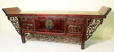 Antique Chinese Petit Altar (5207), Circa early of 19th century