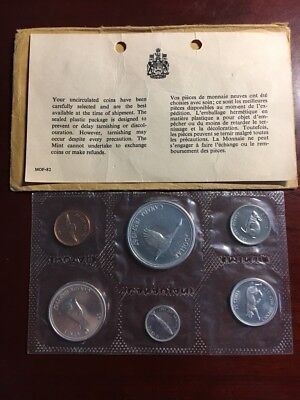 1967 Canada Silver Proof Like Set in Envelope