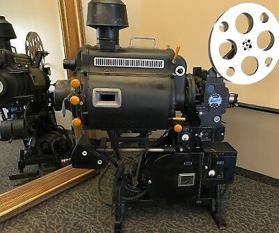 Vintage Antique Simplex E-7 MOVIE PROJECTOR - BUYER RESPONSIBLE FOR SHIPPING