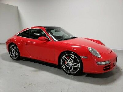 2007 Porsche 911  uper Clean TARGA 4S Best Color Combo!