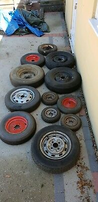 Car / trailer/ Wheels And Tyres scrap?