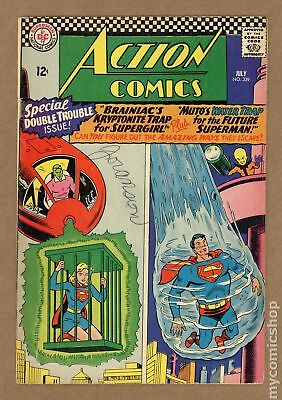 Action Comics (DC) #339 1966 VG 4.0