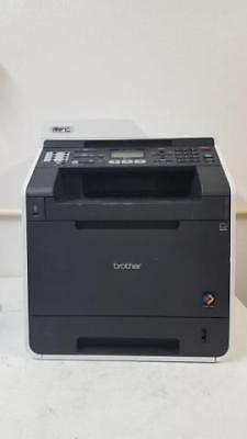 Brother MFC-9460CDN Color Laser Printer Copier Fax Machine Page Count: 23717