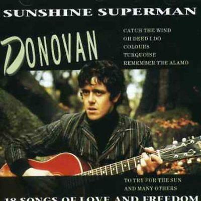 Sunshine Superman: 18 Songs Of Love And Freedom, Donovan, Very Good