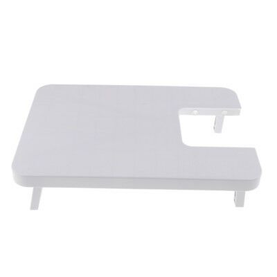 Plastic Sewing Machine Extension Table for Singer Brother or other White