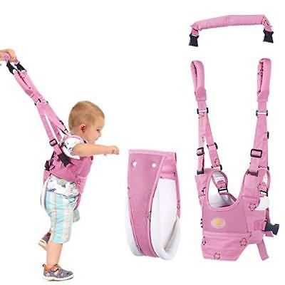Autbye Stand and Walking Learning Helper for Kids, 4 in 1 Functional Safety Walk