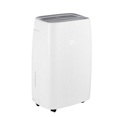 electriQ 40L Smart App Wi-Fi Alexa Dehumidifier for large homes up to 6 be PD45E